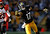 Mike Wallace #17 of the Pittsburgh Steelers catch make a first quarter catch next to Terence Newman #23 of the Cincinnati Bengals at Heinz Field on December 23, 2012 in Pittsburgh, Pennsylvania. (Photo by Gregory Shamus/Getty Images)