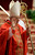 Cardinal Angelo Sodano celebrates a Mass for the election of a new pope inside St. Peter's Basilica, at the Vatican, Tuesday, March 12, 2013. (AP Photo/Andrew Medichini)