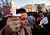 People gather outside the White House to participate in a candle light vigil to remember the victims at the Sandy Hook Elementary School shooting in Newtown, Connecticut on December 14, 2012 in Washington, DC.  According to reports, there are about 27 dead, 18 children, after a gunman opened fire in at the Sandy Hook Elementary School. The shooter was also killed.  (Photo by Alex Wong/Getty Images)