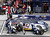 Brad Keselowski pits for fuel and tires during the NASCAR Daytona 500 Sprint Cup Series auto race at Daytona International Speedway, Sunday, Feb. 24, 2013, in Daytona Beach, Fla. (AP Photo/David Graham)
