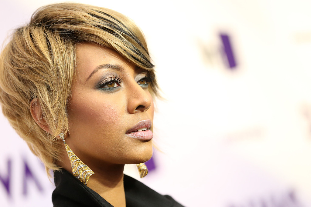 Description of . LOS ANGELES, CA - DECEMBER 16:  Singer Keri Hilson attends