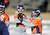 Denver Broncos wide receiver Brandon Stokley (14) catches a pass during  practice Thursday, January 3, 2013 at Dove Valley.  John Leyba, The Denver Post