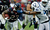 Arian Foster #23 of the Houston Texans fights off the tackle of Antoine Bethea #41 of the Indianapolis Colts at at Reliant Stadium on December 16, 2012 in Houston, Texas.  (Photo by Scott Halleran/Getty Images)