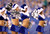 INDIANAPOLIS, IN - DECEMBER 09:  Indianapolis Colts cheerleaders perform during the NFL game against the Tennessee Titans at Lucas Oil Stadium on December 9, 2012 in Indianapolis, Indiana.  (Photo by Andy Lyons/Getty Images)