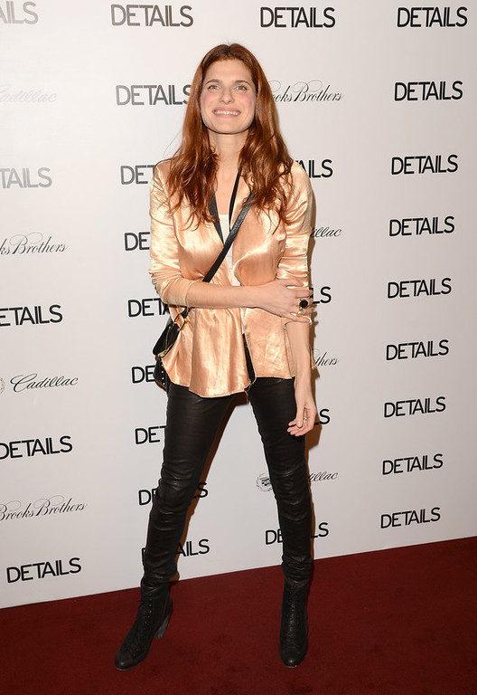 Description of . Actress Lake Bell  attends the DETAILS Hollywood Mavericks Party held at Soho House on November 29, 2012 in West Hollywood, California.  (Photo by Jason Merritt/Getty Images)