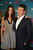 Extra correspondent Terri Seymour and Simon Cowell at Fox's 