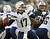Quarterback Philip Rivers #17 of the San Diego Chargers looks to pass against the New York Jets during the first half at MetLife Stadium on December 23, 2012 in East Rutherford, New Jersey. The Chargers defeated the Jets 27-17. (Photo by Rich Schultz /Getty Images)