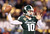 Quarterback Andrew Maxwell #10 of the Michigan State Spartans throws a pass during the Buffalo Wild Wings Bowl against the TCU Horned Frogs at Sun Devil Stadium on December 29, 2012 in Tempe, Arizona.  (Photo by Christian Petersen/Getty Images)