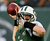 New York Jets quarterback Greg McElroy looks for a receiver against the Arizona Cardinals in the fourth quarter of their NFL football game in East Rutherford, New Jersey, December 2, 2012. REUTERS/Ray Stubblebine