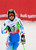 Austria's Kathrin Zettel reacts after the first run of the women's slalom at the 2013 Ski World Championships in Schladming, Austria on February 15, 2013. ALEXANDER KLEIN/AFP/Getty Images