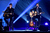 Music Group Boyce Avenue performs onstage at the 3rd Annual Streamy Awards at Hollywood Palladium on February 17, 2013 in Hollywood, California.  (Photo by Frederick M. Brown/Getty Images)