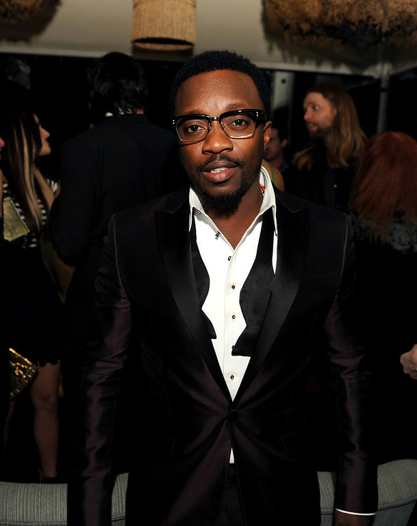 Description of . Singer Anthony Hamilton attends the Maroon 5 Grammy After Party & Adam Levine Fragrance Launch Event on February 10, 2013 in West Hollywood, California.  (Photo by Kevin Winter/Getty Images for PRESS HERE)