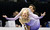 Kirsten Moore-Towers and Dylan Moscovitch (rear) of Canada perform their free skating program  at the ISU World Figure Skating Championships in London, March 15, 2013.  REUTERS/Mark Blinch