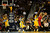 Toronto Raptors center Andrea Bargnani (7) is defended by Denver Nuggets small forward Kenneth Faried (35) during the first half at the Pepsi Center on Monday, December 3, 2012. AAron Ontiveroz, The Denver Post