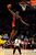 HOUSTON, TX - FEBRUARY 16:  Terrence Ross of the Toronto Raptors jumps over a ball kid in his final dunk during the Sprite Slam Dunk Contest part of 2013 NBA All-Star Weekend at the Toyota Center on February 16, 2013 in Houston, Texas.  (Photo by Scott Halleran/Getty Images)