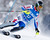 Alexis Pinturault of France skis during the first leg in the men's World Cup Slalom skiing race in Val d'Isere, French Alps, December 8, 2012.    REUTERS/Emmanuel Foudrot