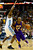 Los Angeles Lakers shooting guard Kobe Bryant (24) drives on Denver Nuggets center Timofey Mozgov (25) during the second half of the Nuggets' 126-114 win at the Pepsi Center on Wednesday, December 26, 2012. AAron Ontiveroz, The Denver Post