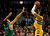 Denver Nuggets' Andre Iguodala (R) 