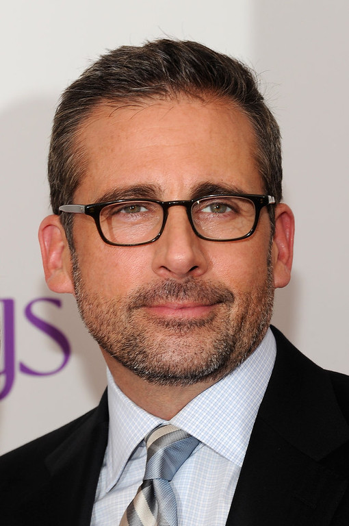 "Description of . Steve Carell attends the ""Hope Springs\"" premiere at SVA Theater on August 6, 2012 in New York City.  (Photo by Larry Busacca/Getty Images)"