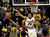University of Colorado's Spencer Dinwiddie blocks the shot of Chasson Randle during a game against Stanford on Thursday, Jan. 24, at the Coors Event Center on the CU campus in Boulder. For more photos of the game go to www.dailycamera.com