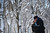 NEW YORK, NY - FEBRUARY 09:  A couple kisses in a snow-covered Central Park on February 9, 2013 in New York City. The park received almost a foot of snow, as New York was spared the worst of the massive snow storm that hit the U.S. Northeast. (Photo by John Moore/Getty Images)