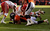 Denver Broncos running back Jacob Hester (40) makes a run in the first quarter as the Denver Broncos took on the Kansas City Chiefs at Sports Authority Field at Mile High in Denver, Colorado on December 30, 2012. Tim Rasmussen, The Denver Post