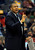 DENVER, CO - JANUARY 18: Denver Nuggets assistant coach Melvin Hunt talked to the team from the bench in the first half. The Denver Nuggets hosted the Washington Wizard at the Pepsi Center Friday night, January 18, 2013. Karl Gehring/The Denver Post