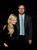 Actress Abigail Breslin (L) and director Brad Anderson arrive at the premiere of Tri Star Pictures' 