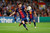 FILE - The Sept. 19, 2012 file photo shows Barcelona's Lionel Messi from Argentina, eying the ball during a Champions League Group G soccer match against Spartak Moscow at the Camp Nou Stadium, in Barcelona. Lionel Messi won the  FIFA world's best footballer award for record 4th straight year on Monday, Jan 7, 2013. (AP Photo/Daniel Ochoa De Olza)