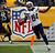 San Diego Chargers' Danario Alexander scores against the Pittsburgh Steelers as Pittsburgh's Ryan Clark (25) trails him in the second quarter of their NFL football game in Pittsburgh, Pennsylvania, December 9, 2012.  REUTERS/Jason Cohn