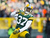 Sam Shields #37 of the Green Bay Packers celebrates his sack on Jake Locker #10 of the Tennessee Titans at Lambeau Field on December 23, 2012 in Green Bay, Wisconsin.  (Photo by Tom Lynn /Getty Images)