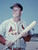 FILE - In this March 1958 file photo, St. Louis Cardinals' Stan Musial, with bat in hand, poses for a photo during spring training baseball in Florida. Musial, one of baseball's greatest hitters and a Hall of Famer with the Cardinals for more than two decades, died Saturday, Jan. 19, 2013, the team announced. He was 92. (AP Photo/File)