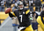 Ben Roethlisberger #7 of the Pittsburgh Steelers drops back to pass against the Cleveland Browns during the game on December 30, 2012 at Heinz Field in Pittsburgh, Pennsylvania.  (Photo by Justin K. Aller/Getty Images)