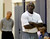 Charlotte Bobcats owner Michael Jordan looks on during a pre-draft workout for the NBA basketball team in Charlotte, N.C., Monday, June 20, 2011. (AP Photo/Chuck Burton)