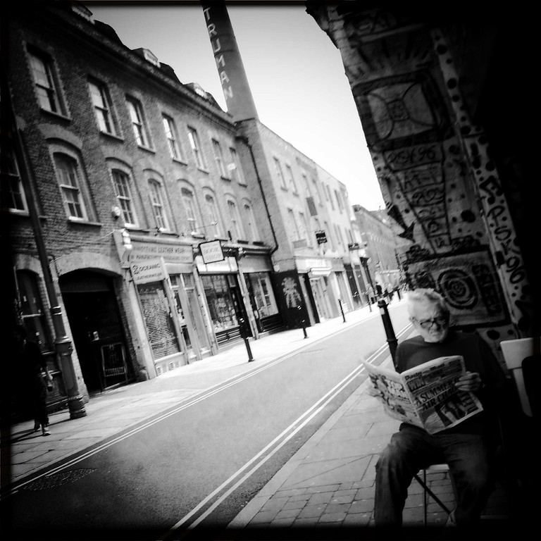 Description of . A general view of Penny Lane on May 1, 2012 in London, England.  (Photo by Vittorio Zunino Celotto/Getty Images)