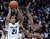 University of Colorado's Andre Roberson shoots a three-pointer over Ben Olayinka during a game against Northern Arizona on Friday, Dec. 21, at the Coors Event Center on the CU campus in Boulder.   (Jeremy Papasso/Daily Camera)