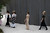 Models wear creations by German fashion designer Karl Lagerfeld for Chanel's Spring Summer 2013 Haute Couture fashion collection, presented in Paris, Tuesday, Jan.22, 2013. (AP Photo/Christophe Ena)