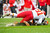 CLEVELAND, OH - DECEMBER 09: Outside linebacker Tamba Hali #91 of the Kansas City Chiefs sacks quarterback Brandon Weeden #3 of the Cleveland Browns during the first half at Cleveland Browns Stadium on December 9, 2012 in Cleveland, Ohio. (Photo by Jason Miller/Getty Images)