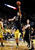 Colorado's Sabatino Chen (23) drives to the basket as Oregon defender Arsalan Kazemi, left, watches during the first half of Colorado's game against Oregon in an NCAA college basketball game at Matthew Knight Arena in Eugene, Ore. Thursday, Feb. 7, 2013. (AP Photo/Brian Davies)