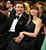 Justin Timberlake and Jessica Biel attend the 55th Annual GRAMMY Awards at STAPLES Center on February 10, 2013 in Los Angeles, California.  (Photo by Christopher Polk/Getty Images for NARAS)