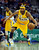 DENVER, CO. - MARCH 21: Corey Brewer (13) of the Denver Nuggets snatched a loose ball in the first half. The Denver Nuggets hosted the Philadelphia 76ers Thursday night, March 21, 2013 at the Pepsi Center. (Photo By Karl Gehring/The Denver Post)
