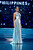Miss Philippines 2012 Janine Tugonon competes in an evening gown of her choice during the Evening Gown Competition of the 2012 Miss Universe Presentation Show in Las Vegas, Nevada, December 13, 2012. The Miss Universe 2012 pageant will be held on December 19 at the Planet Hollywood Resort and Casino in Las Vegas. REUTERS/Darren Decker/Miss Universe Organization L.P/Handout