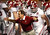 Alabama Crimson Tide head coach Nick Saban takes the field to face the Notre Dame Fighting Irish in the NCAA BCS National Championship college football game in Miami, Florida, January 7, 2013. REUTERS/Jeff Haynes