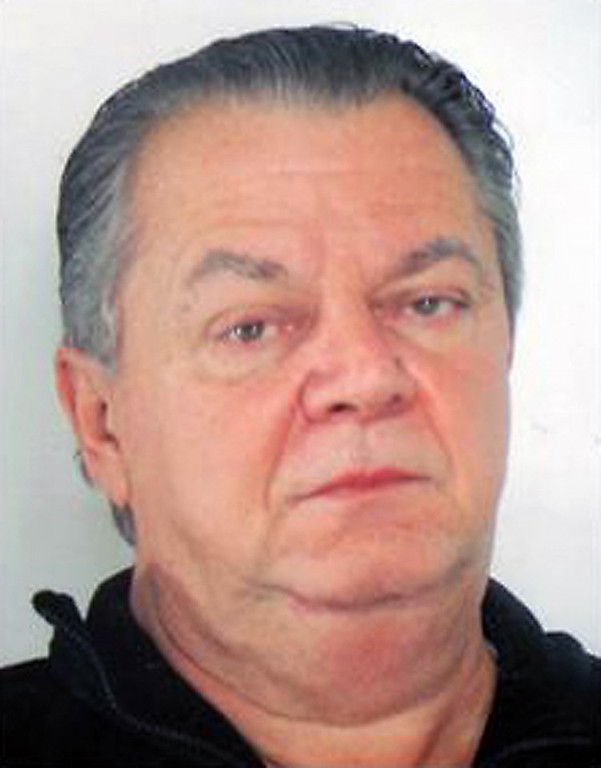 . Joseph C. Massino in an undated photo released by the U.S. Attorney\'s office in New York. Massino, 68, the only official boss of a New York crime family ever to cooperate with federal authorities, appeared in U.S. District Court in Brooklyn on Tuesday, April 12, 2011, and became the first to testify against a former confederate. (U.S. Attorney\'s Office via The New York Times)