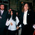Beatle John Lennon, right, and companion Yoko Ono are arrested for possession of marijuana after their flat was raided in London, England, on Oct. 18, 1968.  (AP Photo/Boyton)
