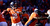 Denver Broncos quarterback Peyton Manning #18 looks down field in the first half.  The Denver Broncos vs The Tampa Bay Buccaneers at Sports Authority Field Sunday December 2, 2012. AAron  Ontiveroz, The Denver Post