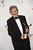 Writer Tom Stoppard poses with The Laurel Award for Screen Writing Achievement  in the press room during the 2013 WGAw Writers Guild Awards at JW Marriott Los Angeles at L.A. LIVE on February 17, 2013 in Los Angeles, California.  (Photo by Jason Kempin/Getty Images for WGAw)