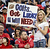 Houston Texans fans show their support  at Reliant Stadium on December 16, 2012 in Houston, Texas. Texans win 29-17 to clinch the AFC South. (Photo by Bob Levey/Getty Images)