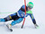 Ted Ligety of the U.S. skis during the first leg in the men's World Cup Slalom skiing race in Val d'Isere, French Alps, December 8, 2012.    REUTERS/Robert Pratta