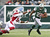 Shonn Greene #23 of the New York Jets carries the ball as  Sam Acho #94 of the Arizona Cardinals defends on December 2, 2012 at MetLife Stadium in East Rutherford, New Jersey. The New York Jets defeated the Arizona Cardinals 7-6.(Photo by Elsa/Getty Images)